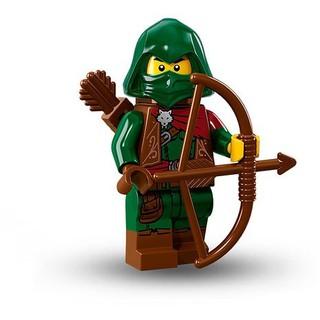 LEGO Minifigures Rogue 71013 Series 16 – Nhân Vật LEGO Thợ Săn Chính Hãng Đan Mạch