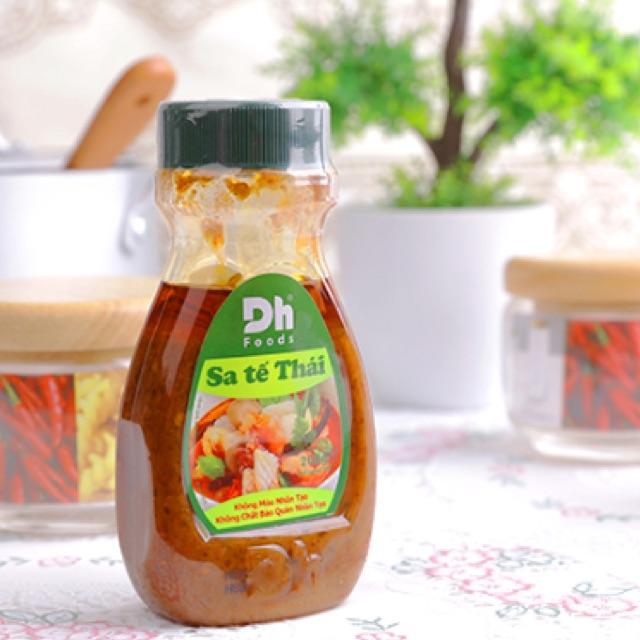 Sa tế Thái DH Foods 200g - 2574813 , 1251334848 , 322_1251334848 , 39000 , Sa-te-Thai-DH-Foods-200g-322_1251334848 , shopee.vn , Sa tế Thái DH Foods 200g