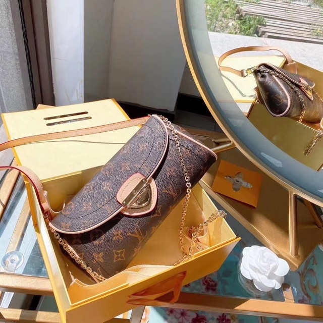 [GIẢM GIÁ] Túi kẹp nách mẫu mới size 25 full hộp chất đẹp(có hộp)