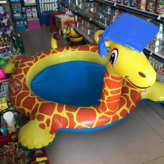 Bể bơi hươu cao cổ Grow