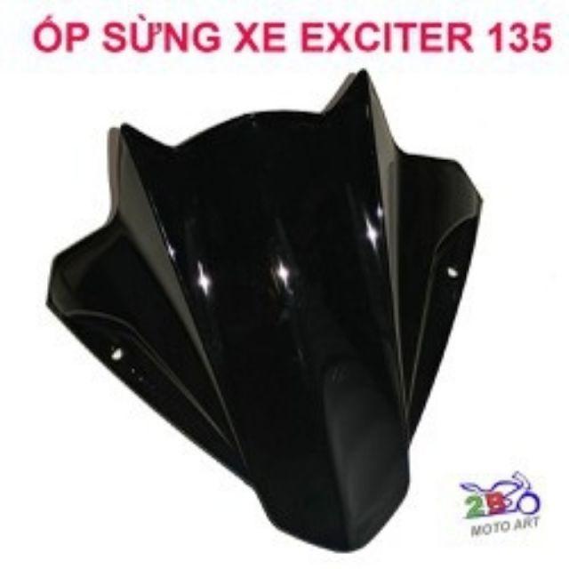 Ốp sừng xe Ex135 - Ốp mảo đầu Ex135