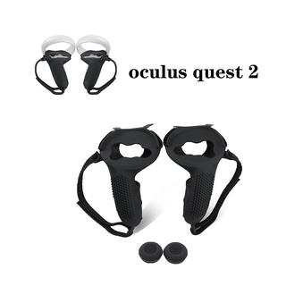 Vỏ Bọc Silicon Chống Trượt Cho Tay Cầm Điều Khiển Chơi Game Oculus Quest 2