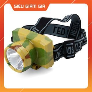 Đèn đội đầu GP-A71, GP-A4,GP-505 đèn pin xạc