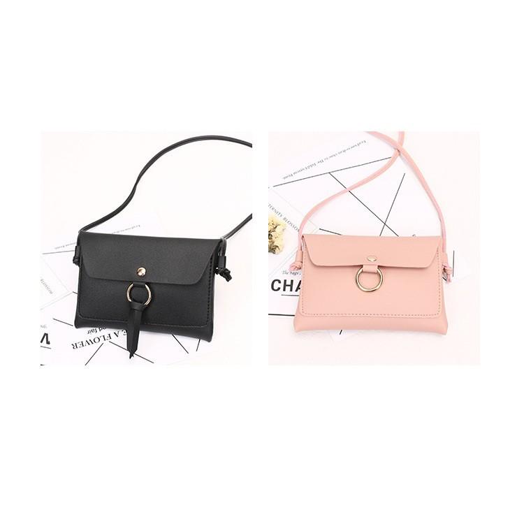 Túi đeo chéo, đeo vai kiểu thắt nút thời trang Korea - CT001