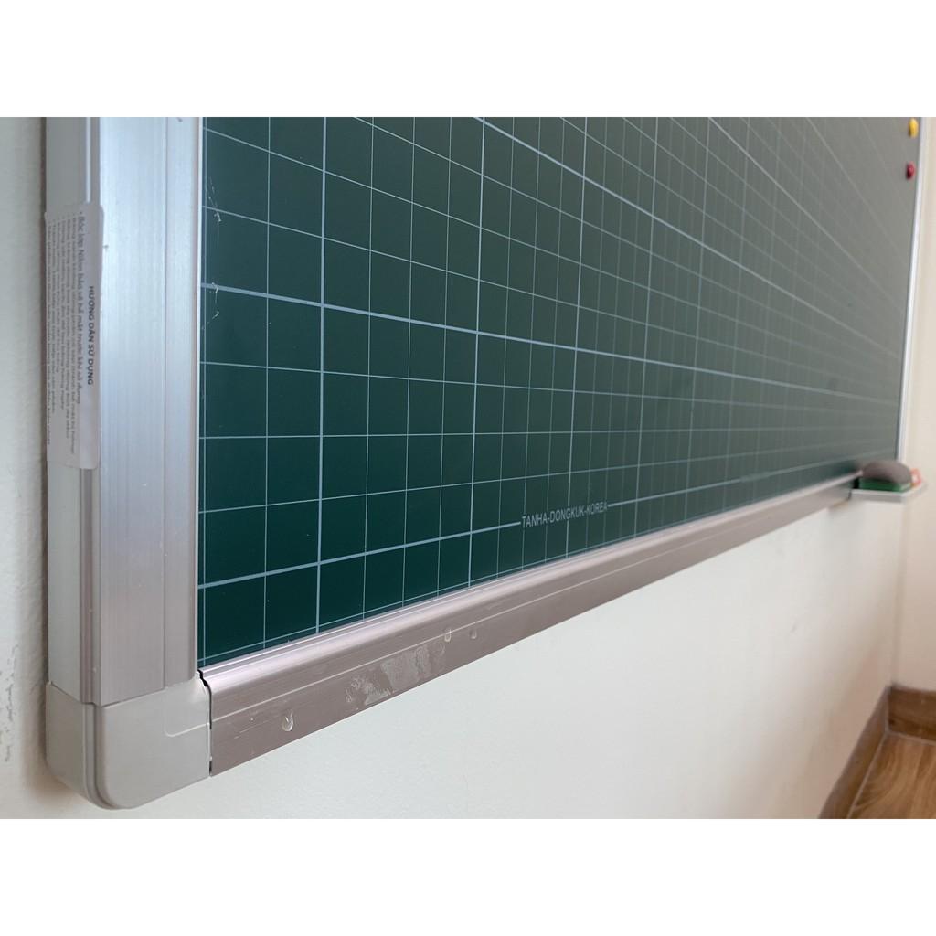 Combo: { bảng từ xanh, KT: 80x120cm + 5 vỉ nam châm}