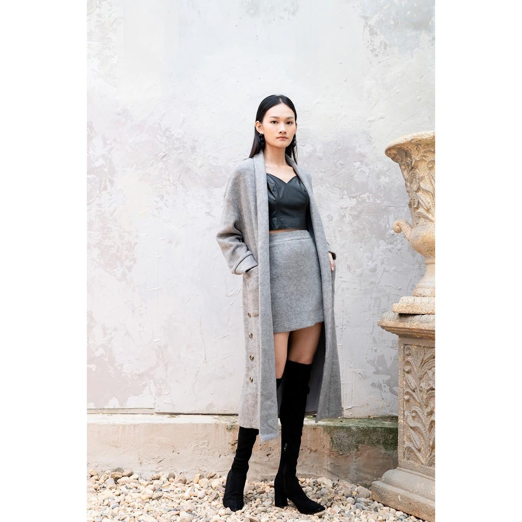 Eva De Eva Chân váy Mini dáng A 20ACVE173G