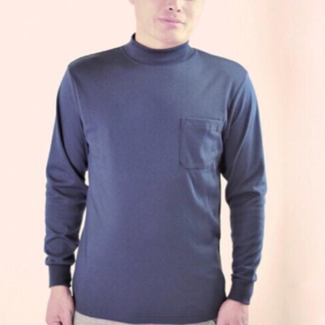 Áo thun cho bố cổ 3 phân cotton (nhiều màu) có size đại