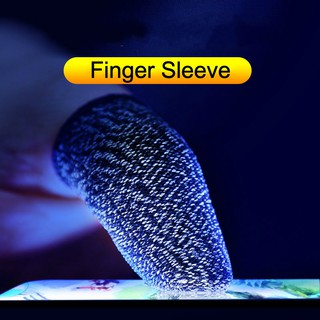Cũi ngón tay chơi game di động chuyên nghiệp, bao tay, găng tay chống thấm mồ hôi và thoáng khí