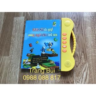 Sách điện tử song ngữ anh việt GGL cho trẻ em – sách nói