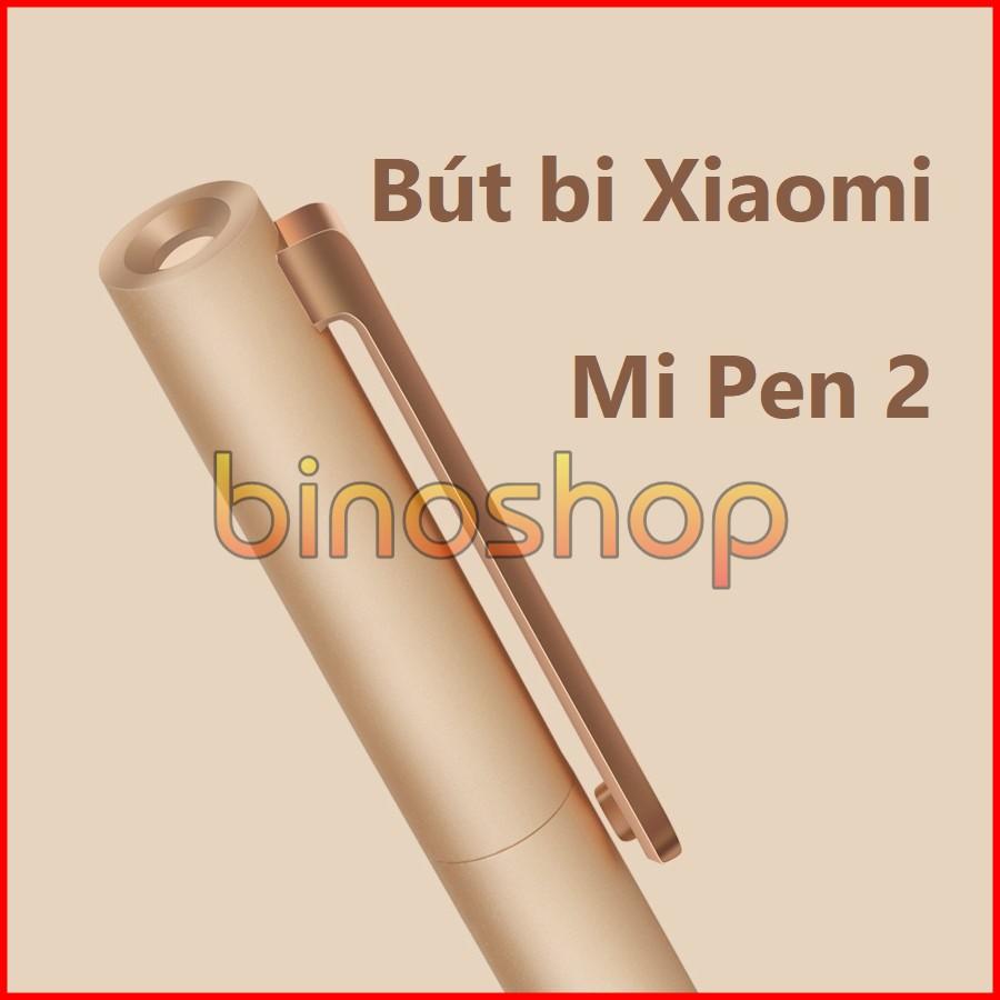 Bút bi Xiaomi Mi Pen 2 - Phiên bản kim loại - 3068256 , 454056604 , 322_454056604 , 50000 , But-bi-Xiaomi-Mi-Pen-2-Phien-ban-kim-loai-322_454056604 , shopee.vn , Bút bi Xiaomi Mi Pen 2 - Phiên bản kim loại