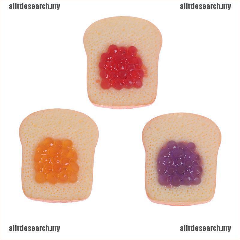 Bộ 10 Bánh Mì Mini Trang Trí Nhà Búp Bê Xinh Xắn