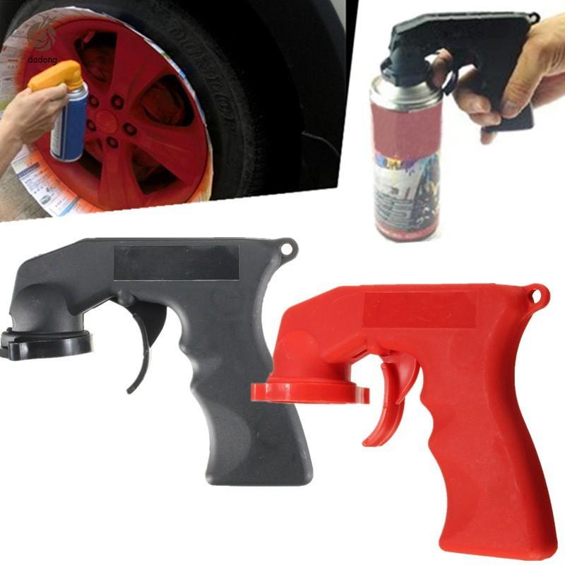 Portable paint handle