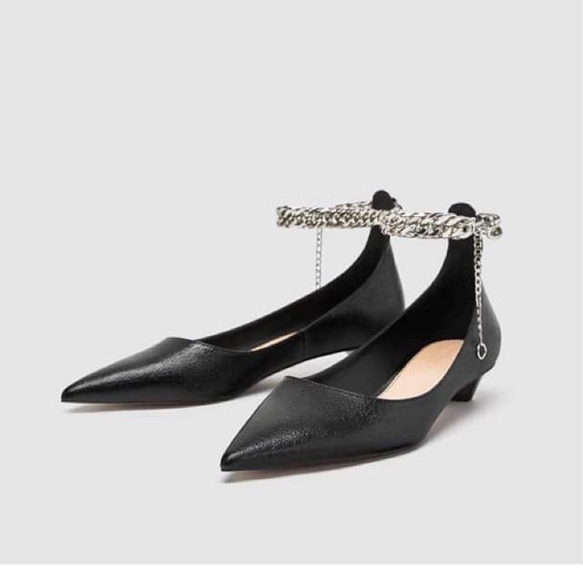 Giày bệt zara
