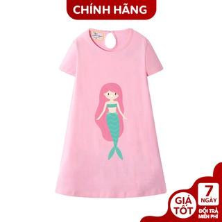 Váy hồng hình nàng tiên cá V8 Jumping Meters cho bé gái thumbnail