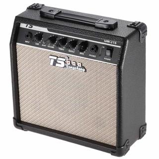 GM-215 chuyên nghiệp 15W Electric Guitar Amplifier Amp biến dạng với 3-Band EQ 5 'loa