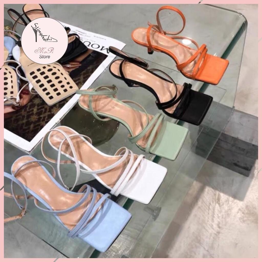 Sandal Quai Mảnh 5Cm Mẫu Mới Mã Sd000018 giá rẻ