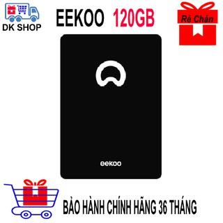 Ổ Cứng SSD EEKOO 120GB Black - Chính Hãng - Bảo Hành 36 Tháng - Giá Rẻ - Tốc Độ Khủng Long. thumbnail
