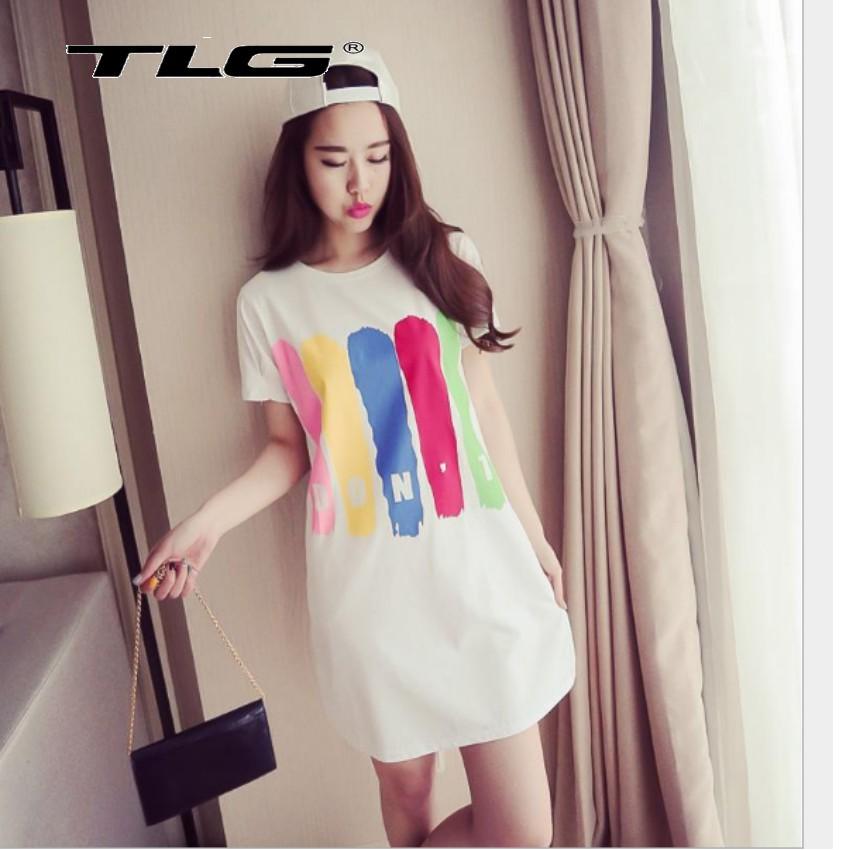 Đầm Suông Phong Cách Hàn Quốc Thành Long TLG 206344