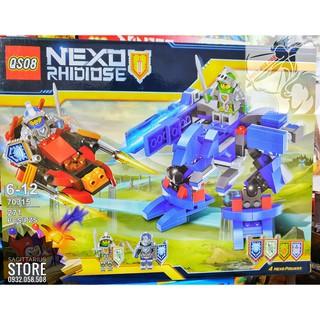 LEGO Lắp Ráp NEXO QS08-70315 ( 271 Mảnh )