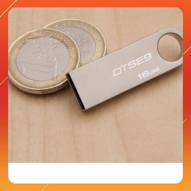 [Ảnh Thật] 💎 USB 16GB KingTong SE9 💎 [AM] Giá chỉ 583.800₫