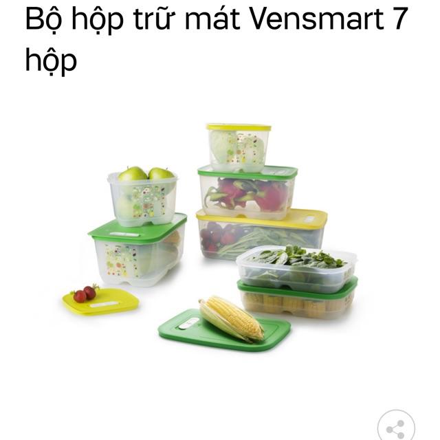 Bộ hộp trữ mát Vensmart 7 hộp