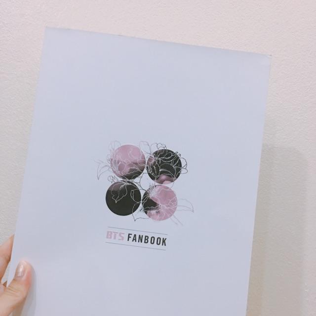 BTS Fanbook 2017