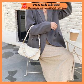 Túi kẹp nách đeo chéo đeo vai nữ đẹp đi chơi cao cấp phong cách dễ thương giá rẻ DC204 thumbnail