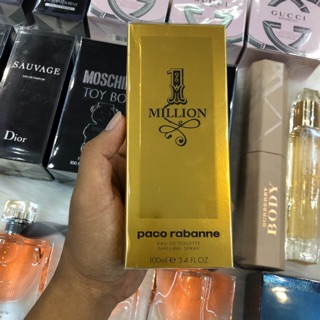 Nước Hoa Nam Paco Rabanne 1 Million 100ml