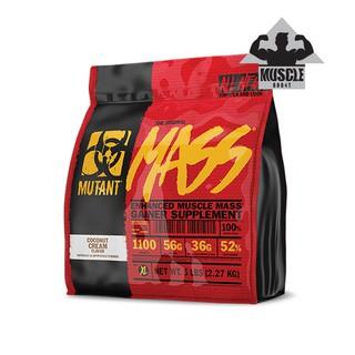 Mutant MASS 5Lbs hỗ trợ tăng cân phát triển cơ bắp