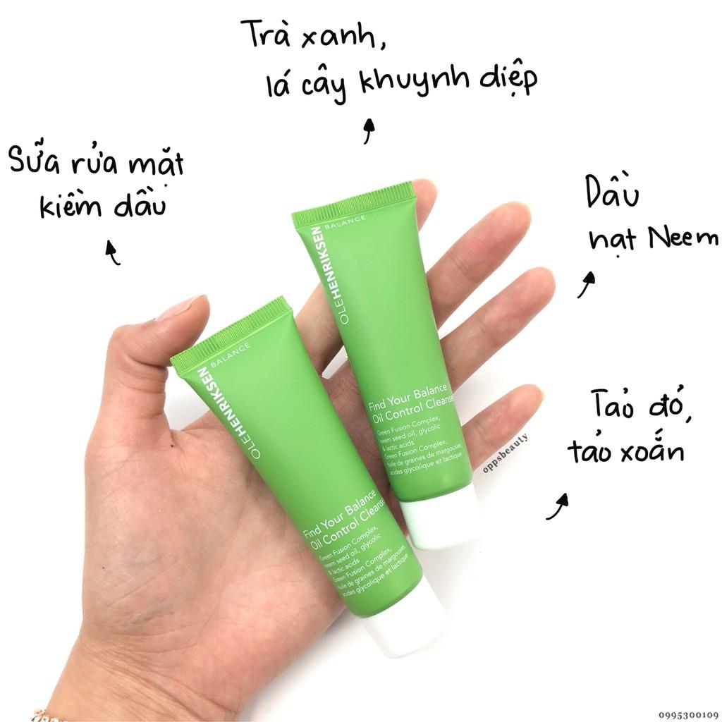 [Ole Henriksen] Sữa rửa mặt kiềm dầu Find Your Balance Oil Control Cleanser - 2637939 , 1051042275 , 322_1051042275 , 200000 , Ole-Henriksen-Sua-rua-mat-kiem-dau-Find-Your-Balance-Oil-Control-Cleanser-322_1051042275 , shopee.vn , [Ole Henriksen] Sữa rửa mặt kiềm dầu Find Your Balance Oil Control Cleanser