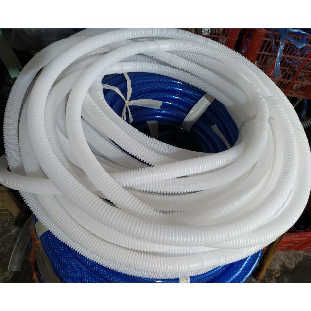 Ống ruột gà thoát nước điều hòa - Ổng xả nước thải máy lạnh cuộn 50 mét