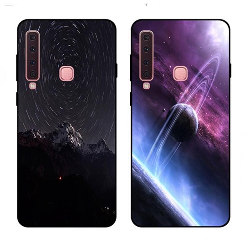 Ốp Lưng In Hình Hành Tinh Cho Samsung Galaxy A32 4g A32 5g A52 A72 M02 A02 S21 Plus S21 Uitra Note 20 UItra