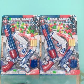 Đồ chơi trẻ em – Vỉ súng nhựa đồ chơi