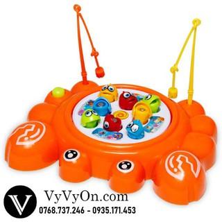 Bộ đồ chơi câu electric fishing