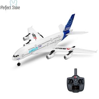 WLTOYS A120-A380 Airbus 510mm Wingspan 2.4GHz 3CH RC Airplane Fixed Wing RTF With Remote Controller