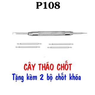 Tháo chốt đồng hồ P108 thumbnail
