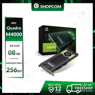 Card màn hình Nvidia Quadro M4000 - 8G DDR5 256Bit thumbnail