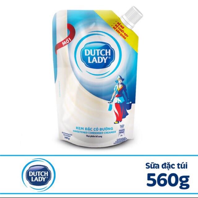 Sữa đặc dutch lady dạng túi tiện lợi