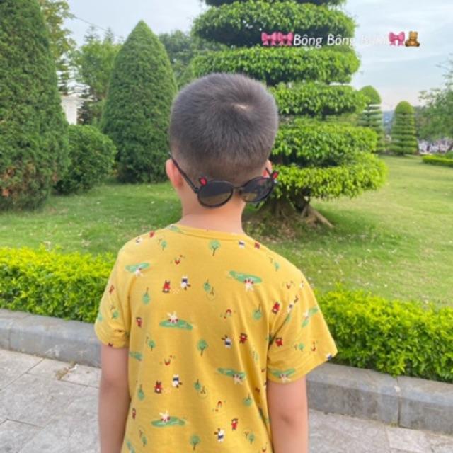 [BONGKID103] Kính râm tai thỏ chống tia UV cho bé yêu