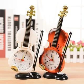 Đồng hồ để bàn Kiểu dáng đàn violin