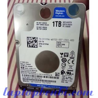 Ổ cứng laptop 1TB (1000GB) Western ổ cứng laptop 1tb slim ổ cứng mỏng 7mm thumbnail