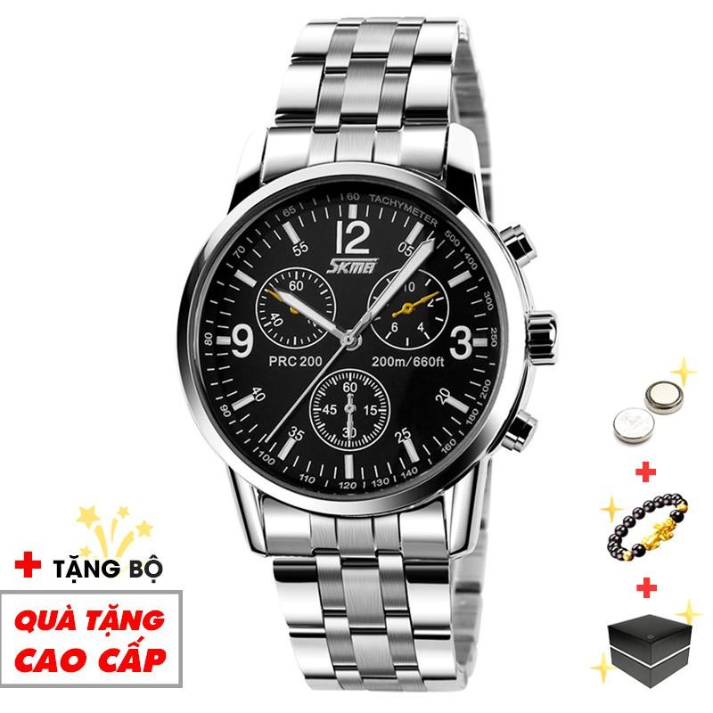 Đồng hồ nam SKMEI dây da thời trang cao cấp dẫn đầu xu hướng SME20 - Đồng Hồ Quốc Tế