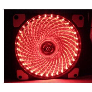 fan 33 led màu đỏ