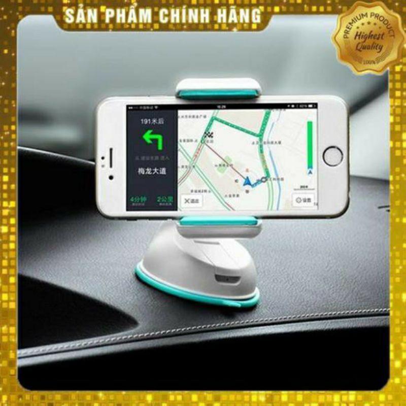 Kẹp điện thoại hút chân không trên xe hơi HOCO CA5