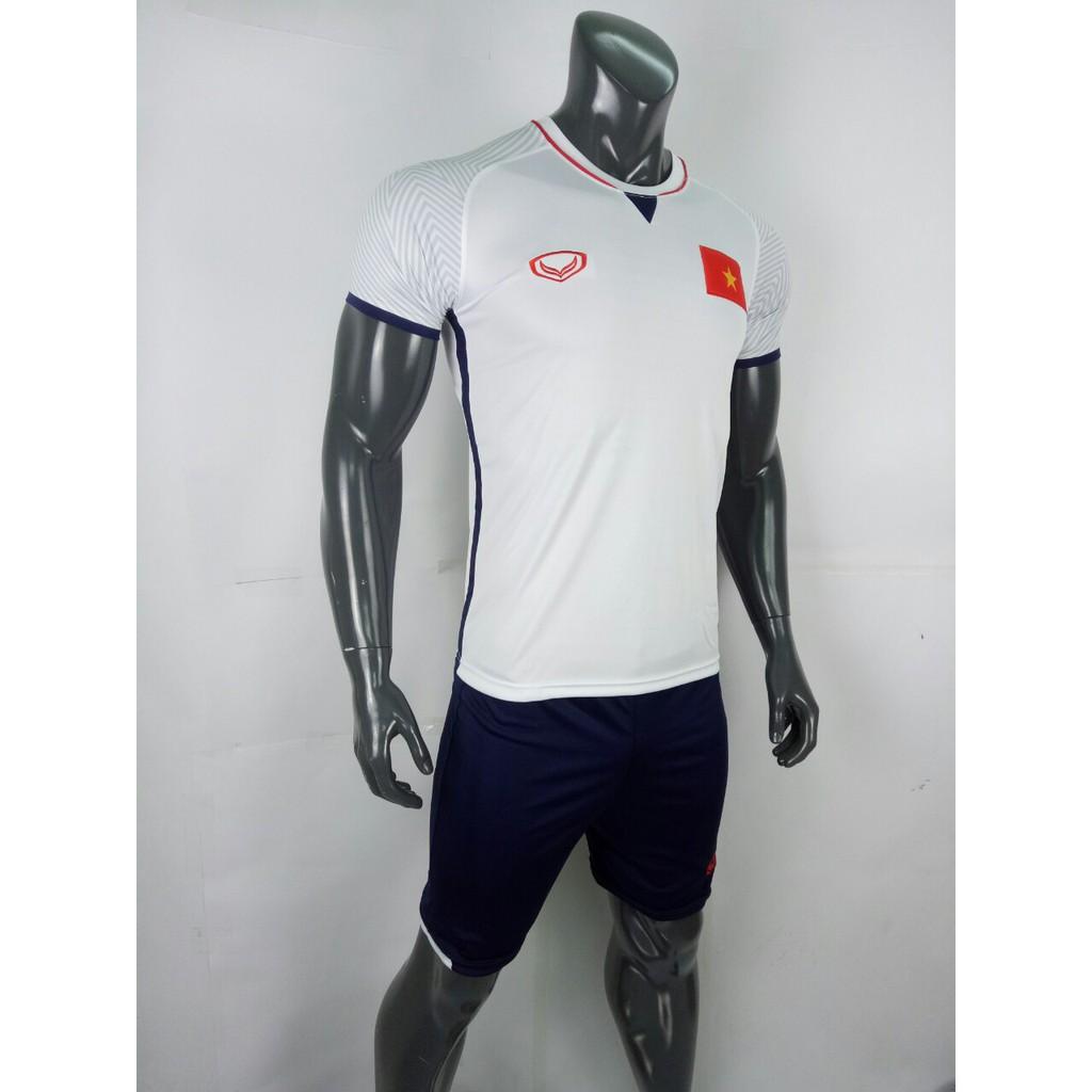 Bộ quần áo Đá Banh - đá bóng Đội Tuyển U23 Việt Nam màu trắng 2018 - 2019 - 2990748 , 841828887 , 322_841828887 , 150000 , Bo-quan-ao-Da-Banh-da-bong-Doi-Tuyen-U23-Viet-Nam-mau-trang-2018-2019-322_841828887 , shopee.vn , Bộ quần áo Đá Banh - đá bóng Đội Tuyển U23 Việt Nam màu trắng 2018 - 2019