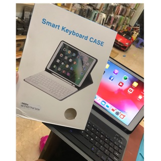 Bao da kèm bàn phím Bluetooth iPad 2018/2017/pro9.7/ air2/ air #iPad_2018_2017_pro97_air2_air Smart Keyboard