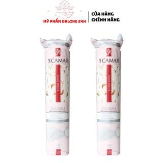 Bông tẩy trang Ya Samaya cao cấp 120 miếng, Bông tẩy trang Nga 100% cotton, mềm mại - Mỹ Phẩm Online 24h thumbnail