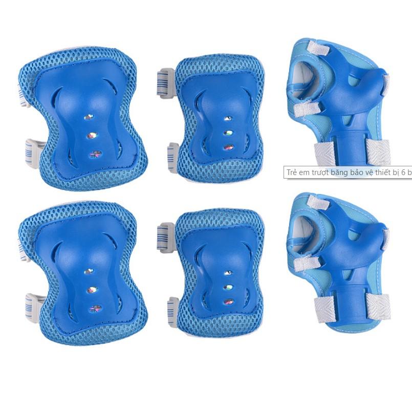 Bảo hộ patin ván trượt bảo vệ chân tay trẻ em người lớn