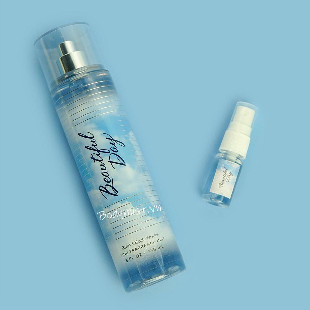 [Nhân Viên Văn Phòng] Xịt thơm hương nước hoa toàn thân Victoria Secret, Bath And Body Works 12ML