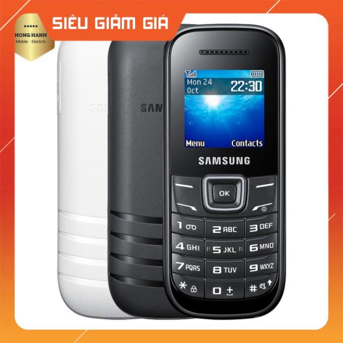 [ DEAL SỐC ] Điện Thoại Samsung E1200 - Hàng Chính Hãng Giao Hàng Toàn Quốc